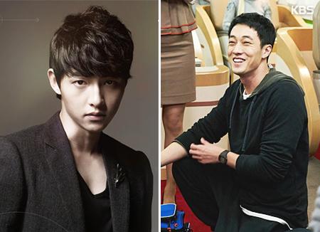Актер Сон Чжун Ги выразил уважение