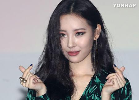 """善美首谈离开JYP心情:""""像是离开羊圈的羊"""