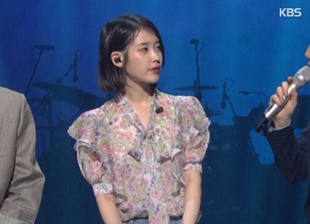 IU即将发表第二张翻唱专辑 歌唱秋天