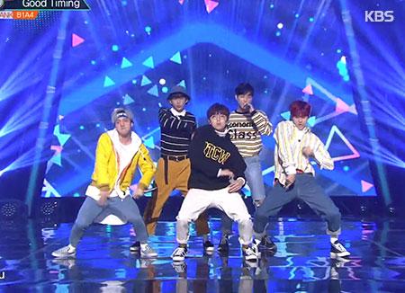 B1A4发行第七张EP回归