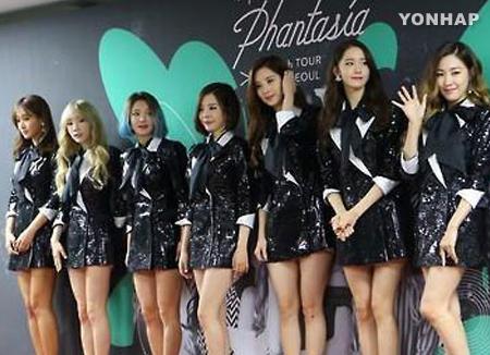 Трое из Girls'Generation не продлили контракт