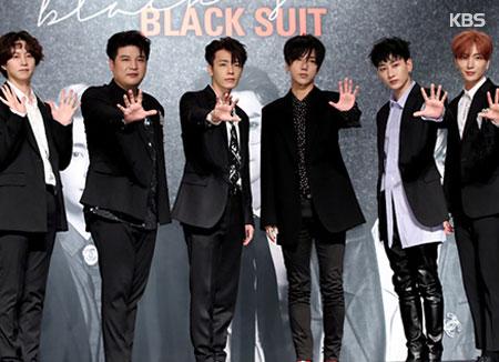 Super Junior发行第8张正规专辑 始源不参与活动