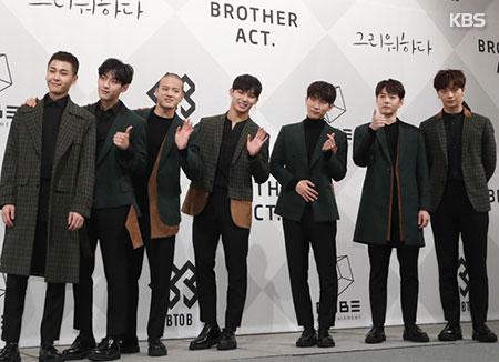 BTOB向浦项地震受灾民众捐款5000万韩币