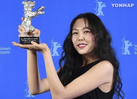 Блистательная актриса Ким Мин Хи