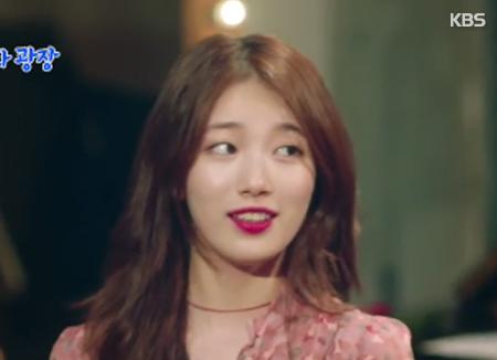 Су Чжи снимает новый клип