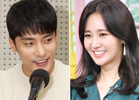 Сон Хун и Ю Ри в сериале «Голос души-2»