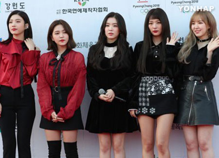 Red Velvet成员涩琪参与MAMAMOO文星solo作品合唱