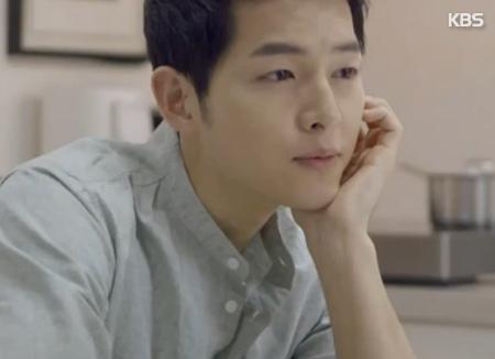 Сон Чжун Ги не перестает помогать