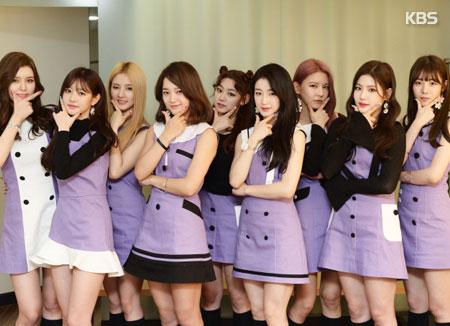gugudan 3月25日举行香港歌迷会 开启亚洲巡演