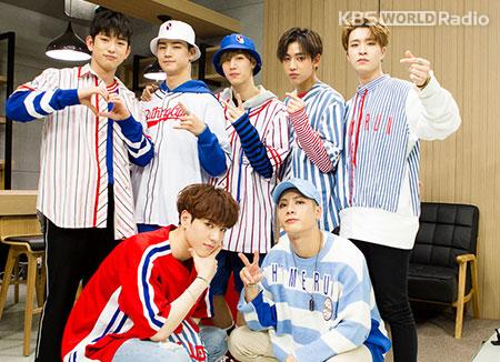 GOT7携手孝琳发行嘻哈新单《只有你》
