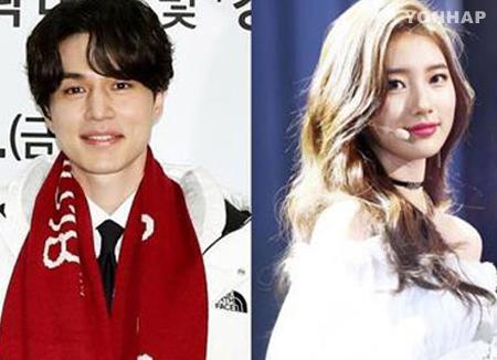 Су Чжи встречается с Ли Дон Уком?