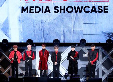 "MONSTA X被委任为""C-Festival 2018""宣传大使"