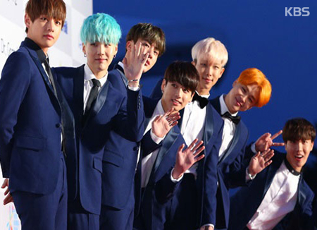 Группа BTS возвращается 18 мая 2018 года