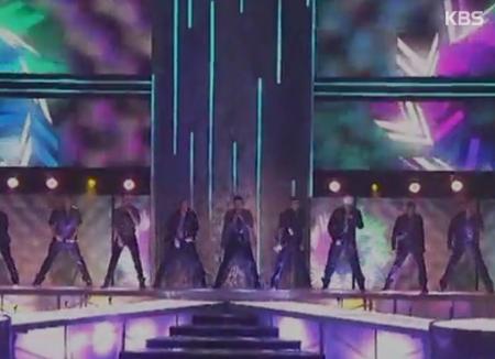 Backstreet Boys встретились с BTS