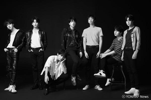 BTS заняли первое место в Билборде