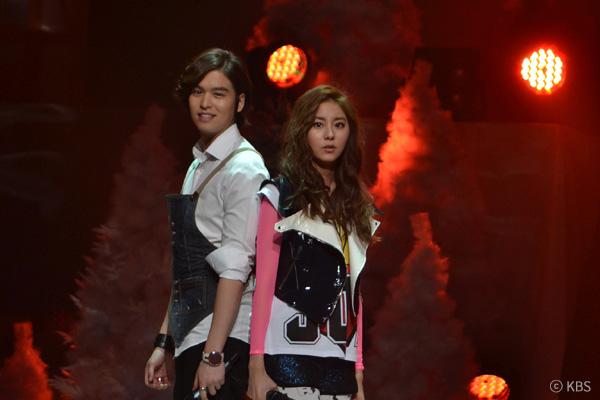 Ли Чжан У и Ю И в новом сериале телеканала KBS2