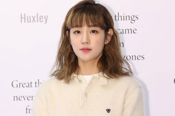 朴宝蓝全新单曲《没关系吗》发行 演绎悲伤情歌