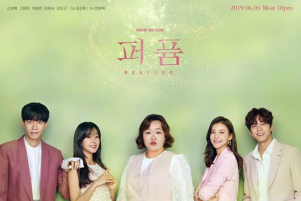 Драма «Парфюм» от телеканала KBS2