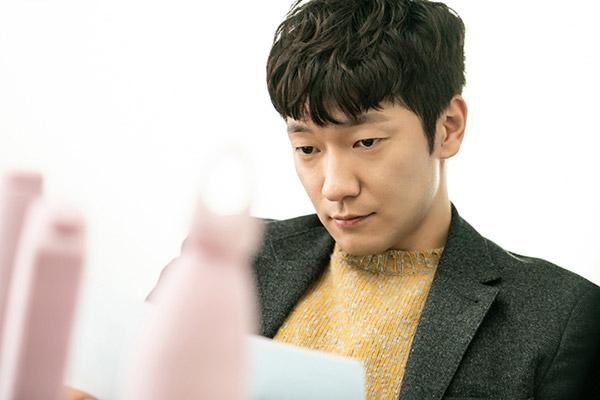 Актёр Сон Сок Ку - подающий надежды предприниматель