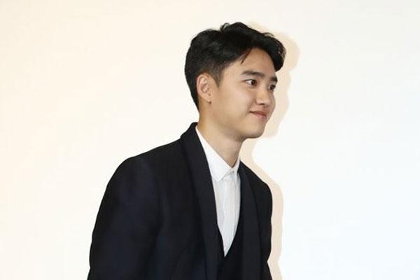 "EXO入伍成员D.O.""发挥特长""成为炊事兵"