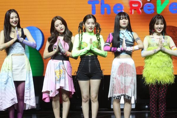 Новый мини-альбом от группы Red Velvet