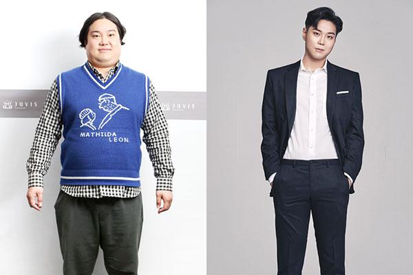 Певец и композитор Чжэ Хван удивил поклонников новой внешностью