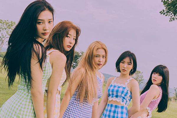 """""""最强Summer Queen""""Red Velvet《Umpah Umpah》横扫榜单"""