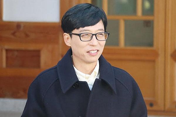 Телеведущий Ю Чжэ Сок помог жертвам тайфуна Митаг