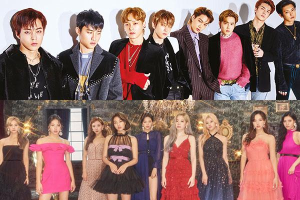 """EXO、TWICE成为10月""""爱心天使"""" """"最爱团""""总捐款额突破1亿韩元"""
