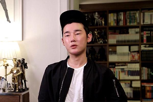 Писатель и телеведущий Хо Чжи Ун идёт на поправку