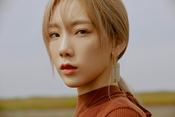 Новый альбом певицы Тхэ Ён покорил мировые чарты iTunes