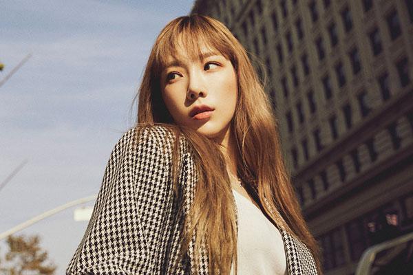 太妍正规2辑再版专辑《Purpose》15日发行