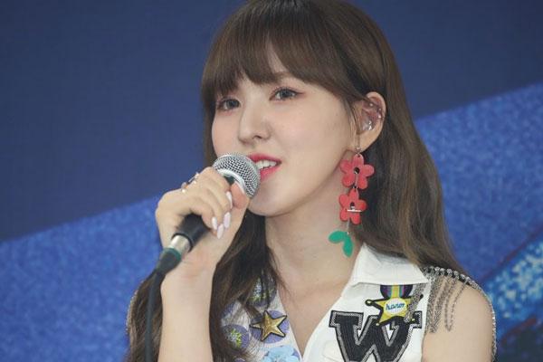 博猫平台-Red Velvet Wendy负伤2个月后更新动态 问候歌迷