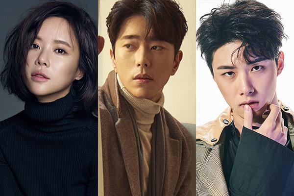 «Все мужчины такие» - новый сериал телеканала KBS2