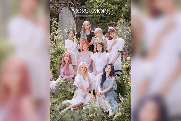 TWICE возвращается с новым мини-альбомом
