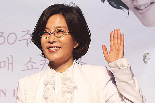Певица Ли Сон Хи завершила работу над новым альбомом