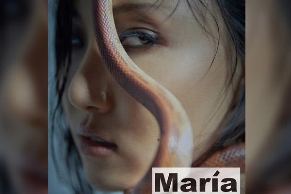 华莎《Maria》中国人气爆棚 短视频最火BGM