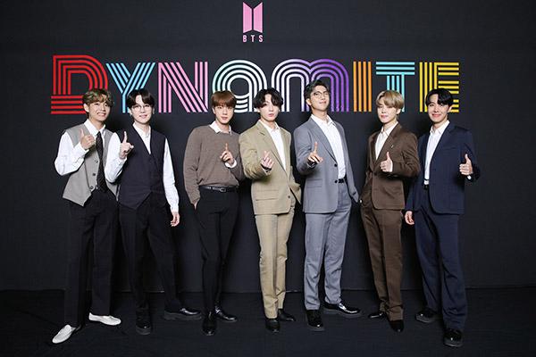 Группа BTS установила три мировых рекорда
