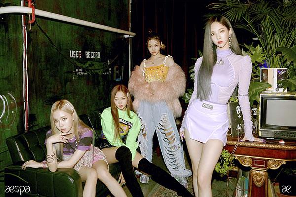 Новый музыкальный проект SM Entertainment оказался успешным