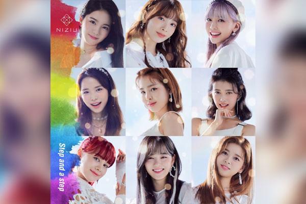 Южнокорейская группа NiziU покоряет японские музыкальные чарты