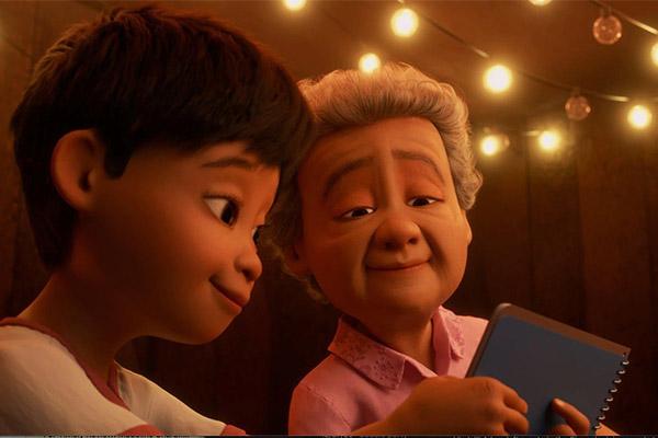 В рамках борьбы с расизмом Pixar сделала фильм про корейскую бабушку бесплатным