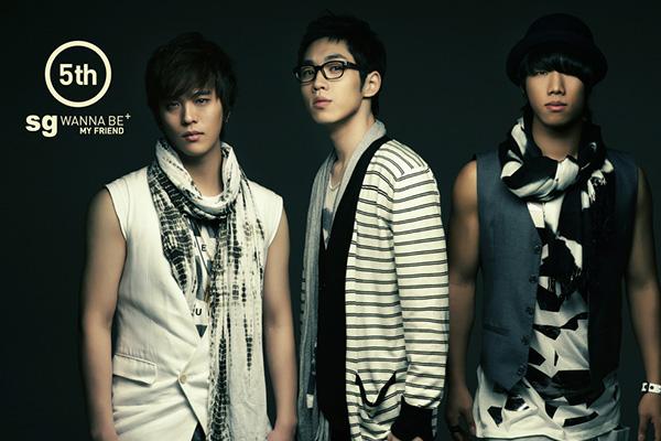 Песни SG WANNABE заняли вершины музыкальных чартов РК