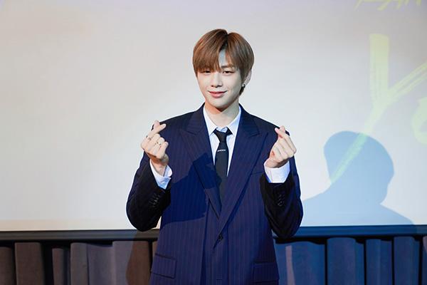 """姜丹尼尔回归活动结束 """"COLOR""""系列音乐70天成绩斐然"""