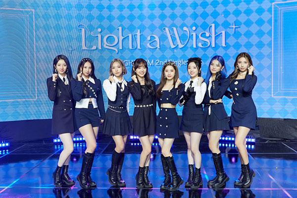 LIGHTSUM携第二张单曲专辑《Light a Wish》回归