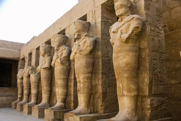 فتح طريق للتبادل بين الآثار الثقافية الكورية والمصرية القديمة