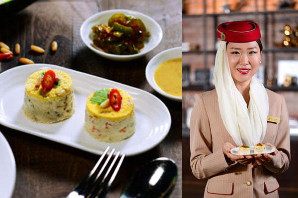 مضيفة كورية في طيران الإمارات تفوز بالجائزة الكبرى في مسابقة تحضير الوجبات