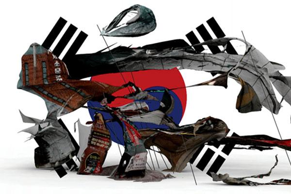 الفنان الكوري كيم هيو تشونغ يفوز بجائزة بينالي القاهرة الدولي