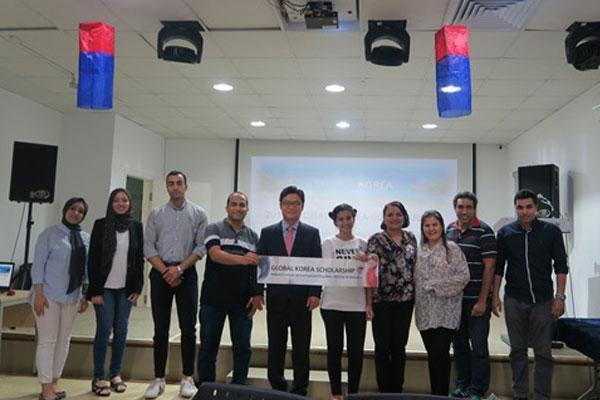 المركز الثقافي الكوري يستضيف رابطة خريجي الجامعات الكورية