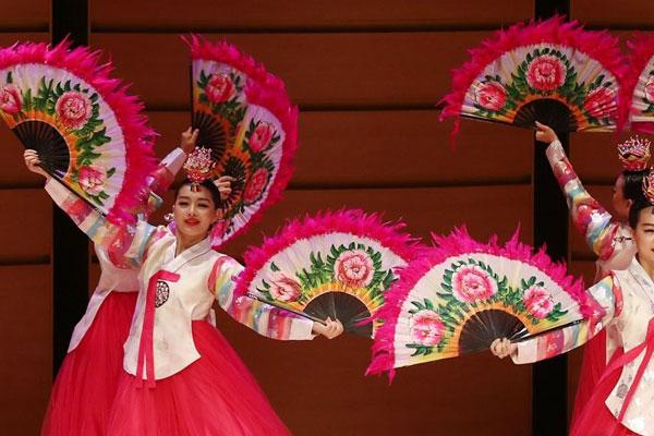 إقامة حفل موسيقي بمناسبة  اليوم الوطني الكوري في عمان
