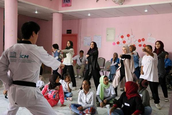 كويكا تنفذ نشاطات تعاونية للشباب
